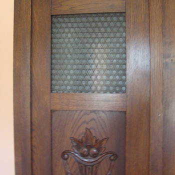 World Warr II antique Jewish closet - Furniture