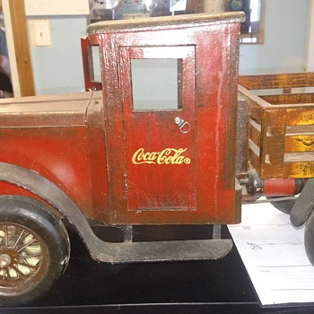 #2 of 1000 made. i cant find any info on it any where..help - Coca-Cola
