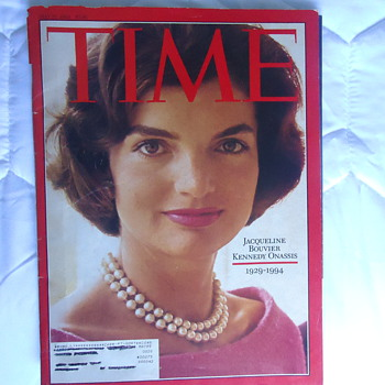 TIME -may 30, 1994 vol.143 no.22