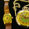 Roy Rogers + Trigger Wrist &amp; Pocket Watches