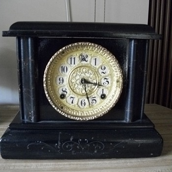 1903  E.N. Welch clock - Clocks
