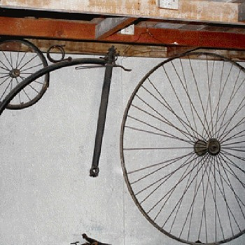 High Wheel Bicycle, Need Info - Outdoor Sports