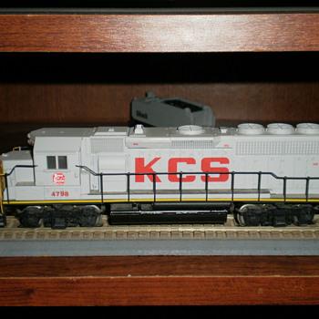 Model Train - Model Trains