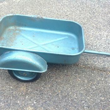 Pedal Car Trailer - Toys