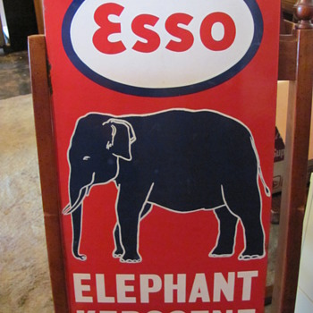 MY NEW ELEPHANT CAME IN! - Petroliana