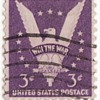 The Win the War stamp 
