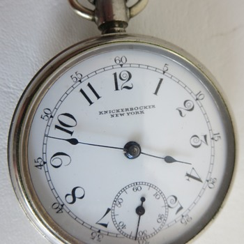 Knickerbocker Watch Co. New York - Pocket Watches