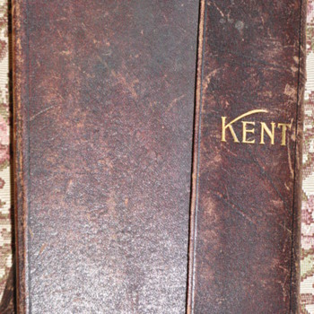 Kent's Mechanical Engineers' Pocket Reference Book from 1902