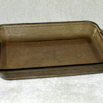 Anchor Hocking Ovenware - Brown