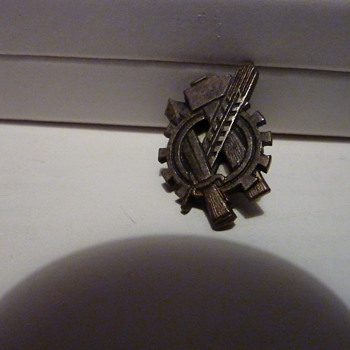 Greek family heirloom of unknown meaning - Medals Pins and Badges