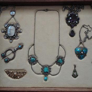 4th fitted drawer of my jewellery collection
