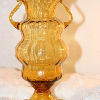 Murano? Blenco ? Any ideas? - Art Glass