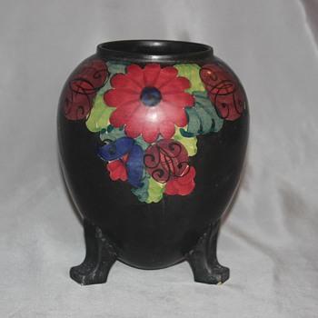 Rare Mrazek Vase - Pottery