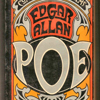 1975 - Complete Tales & Poems of Edgar Allan Poe - Books