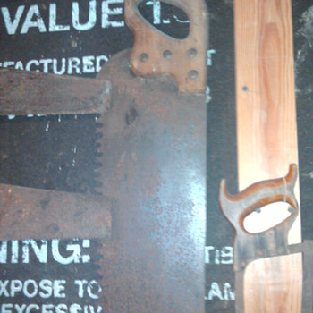 SAWS ALL - Tools and Hardware