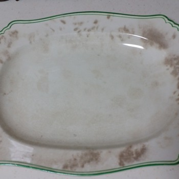 Royal Winton Platter