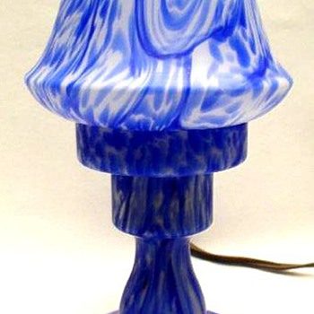 RUCKL LAMPS FROM A PERSONAL COLLECTION 2 - Art Glass