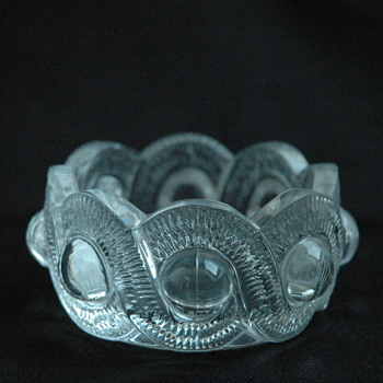 Rene Lalique Gao Ashtray
