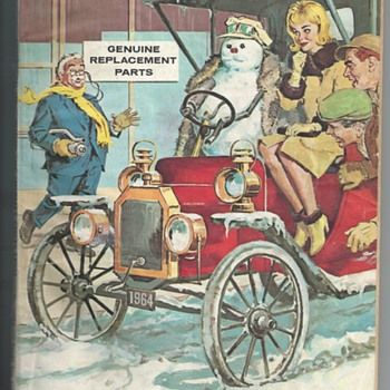 "3 of 3-Canadian Tire Corporation '1963-1964""Fall&Winter Issue - Paper"
