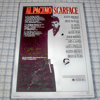 Scarface Movie Poster - Movies