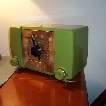 Zenith reborn - Radios