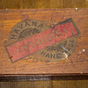 Havana Stogies hand made ciger wooden box