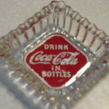 Miscellaneous Small Coca Cola Items