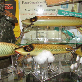 HEDDON LURES - Fishing