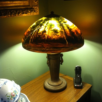 Handel Lamp