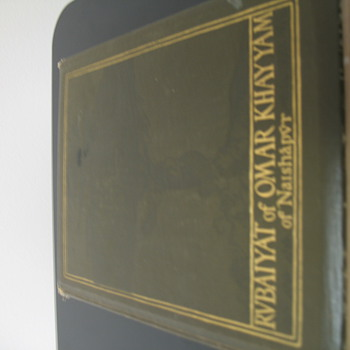 RVBAIYAT of OMAR KHAYYAM of Naishapvr