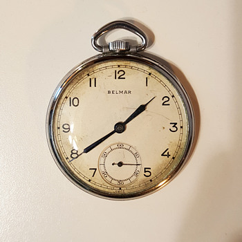Belmar Swiss Pocket Watch