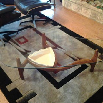 Adrian Pearsall coffee table - Mid-Century Modern