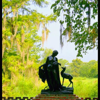 Brookgreen gardens-part 1 - Visual Art