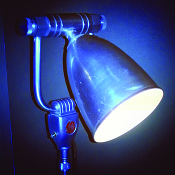 Vintage GE Floor Lamp