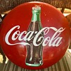 Coke sign..not sure about authenticity :/