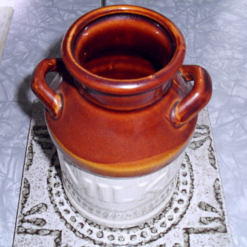 Small Milk Jug.