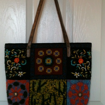 Vintage Glass Beaded Fendi Bag - Accessories