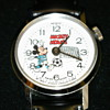 Bradley Animated Mickey Soccer Watch