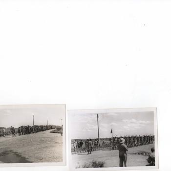 McKenzie King's Visit  Shilo 1941  4th Division