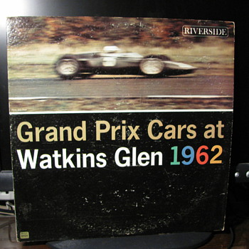 Grand Prix Cars at Watkins Glen 1962 - Records