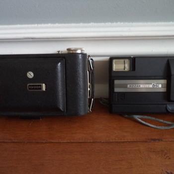 Camera Kodak Vintage