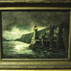"Lighhouse along the Shore""Late XIX century"""