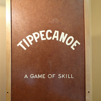 "BRIO SWEDEN ""TIPPECANOE"" FOR ABERCROMBIE & FITCH  NEW YORK/ REPOST - Games"
