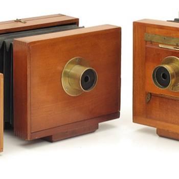 Horsman Eclipse Cameras, c.1888  1900
