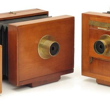 Horsman Eclipse Cameras, c.1888 – 1900 - Cameras