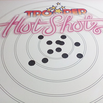 "Trooper ""Hot Shots"" - Records"