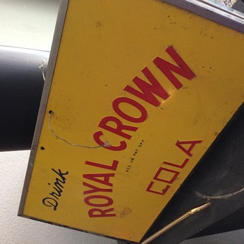 Royal Crown Cola  - Advertising