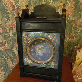 S. Hyman & Co. Clock