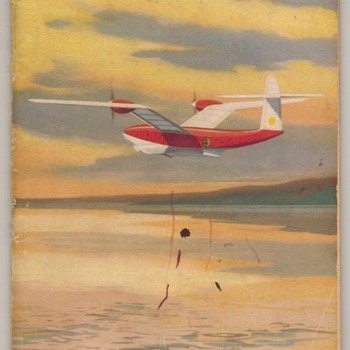 1943 - Model Flying Boats