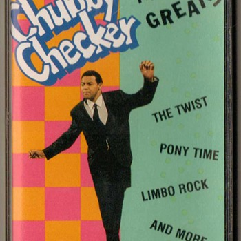 """Chubby Checker"" - Cassette Tape"